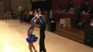 Ballroom Dancing Competition in Philadelphia 2009(Nicole & Max)