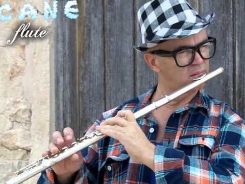 CANE NIKOLOVSKI -flute - NIGHTS IN WHITE SATIN