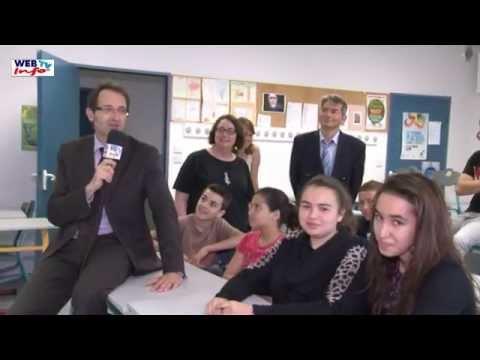 Collège Mendes France - La Rochelle