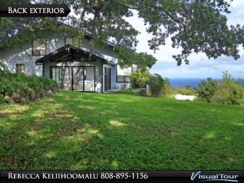 Big island hawaii homes for sale hawaii waipio valley for Hawaii home builders