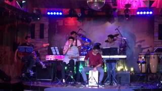 CLB ANH THY 131 CẦN THƠ. 3/8/2016. TRÒ ĐÙA TẠO HOÁ. ANH KHOA GIAO LƯU CÙNG GUITAR MỘC BAND