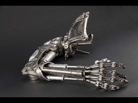 Бионические роботы (5 Серия)   Документальный фильм