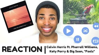 Calvin Harris ft. Pharrell Williams, Katy Perry & Big Sean,