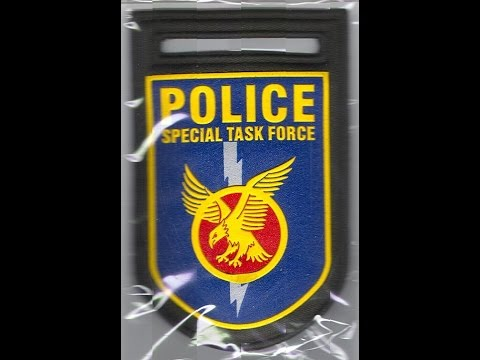 South African Police Special Task Force 3