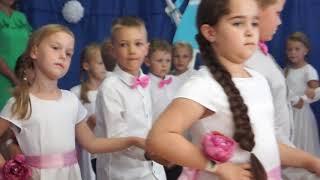 Zakończenie roku szkolnego w grupie Motylków w Przedszkolu nr 1 w Działdowie