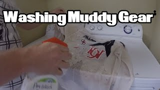 Gambar cover How To Remove Mud and Dirt Stains from Motocross Gear!