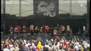 hubert von goisern poika live linzer hafenfest