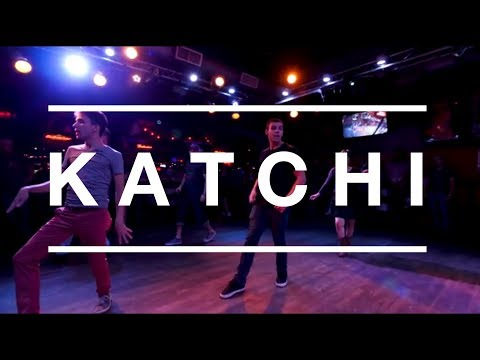 'Katchi' Line Dance Demo | Ofenbach | Carlton Thompson Choreography