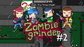 Zombie Grinder: Co-op Campaign Mode