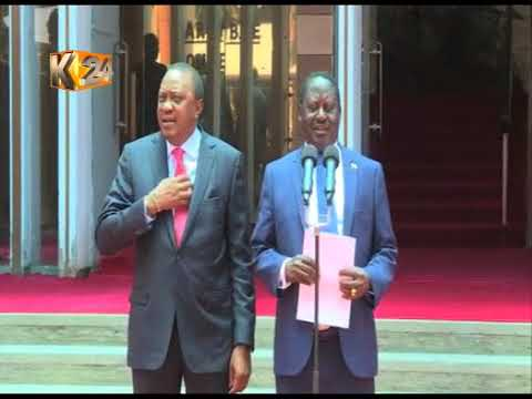 Pressure mounts on NASA co-principals to drop their stance and support Uhuru-Raila pact