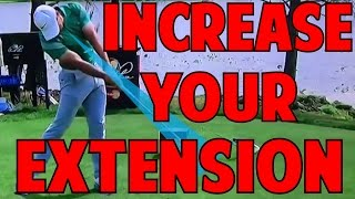 Rory McIlroy Swing Analysis | Get More Clubhead Speed with Your Extension