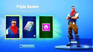 The New FREE ITEMS in Fortnite! How to Get New Celebration Pack! (Fortnite PlayStation Plus Pack 4)