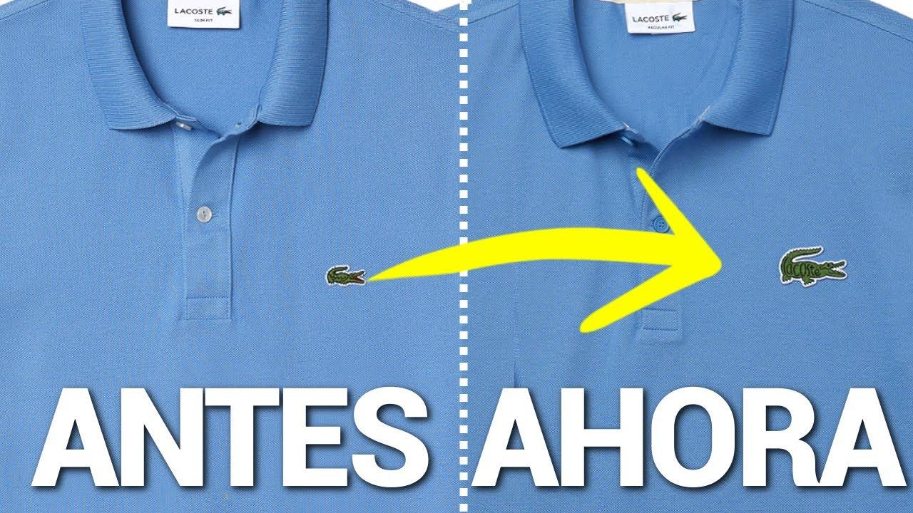 Así ha cambiado la calidad de los Polos Lacoste en 12 años ¿Siguen mereciendo siendo buenos?