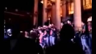 Mientras tu jugabas  Banda los Recoditos grabando desde el Teatro Ju rez Guanajuato