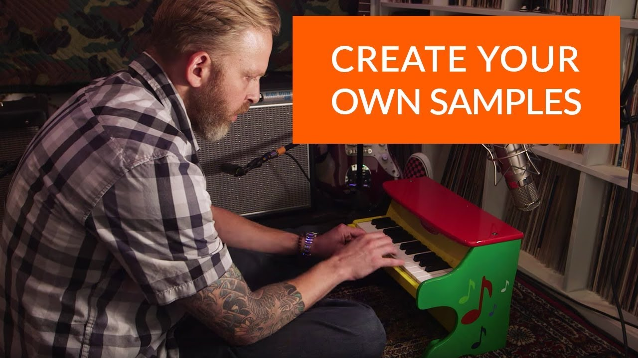 How to Create Your Own Royalty-Free Samples