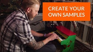 How to Create Custom Royalty-Free Samples for Beat Production | Ethan Mates (Linkin Park, RHCP)