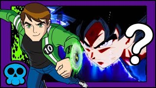Could Ben 10 Transform Into A Super Saiyan? | Tracing the Border #4