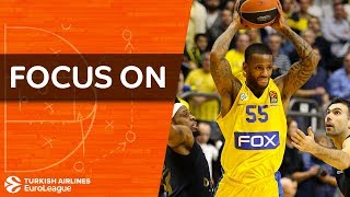 Focus on: Pierre Jackson, Maccabi FOX Tel Aviv