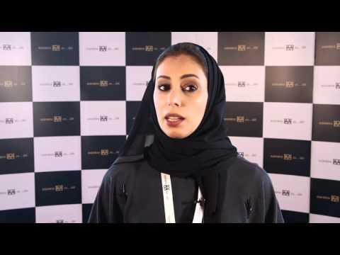 Hessa Al Ghurair, CPO at Tanfeeth interviewed at ASHRM 2016
