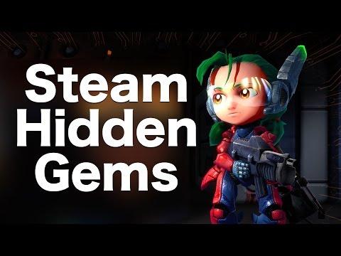 STEAM GAMES - Hidden Gems 2