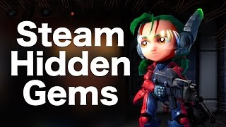STEAM GAMES - Hidden Gems 2