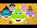 Faster Baby Shark Song Halloween Baby Shark Monsters Nursery Rhymes Songs for Kids