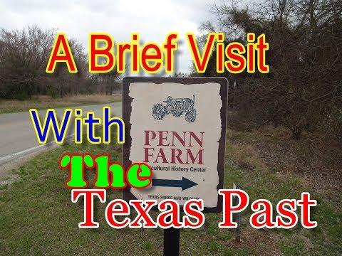 Penn Farm In Cedar Hill Texas State Park 03-17-2018 | Agricultural History Center