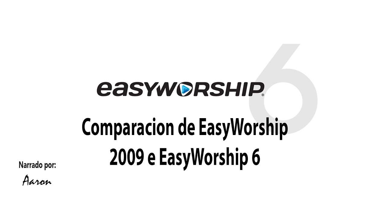 tutorial easy worship 2009 pdf