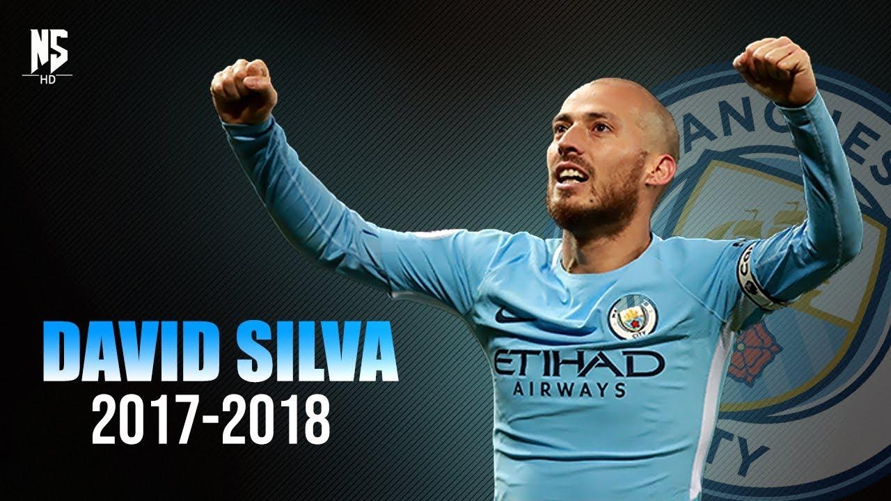 David Silva • The Invincible • 2017-2018