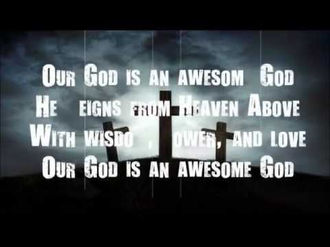R-Swift - Awesome God (Lyrics)