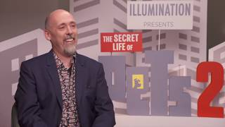 """The Secret Life Of Pets 2""  Chris Renaud Interview"