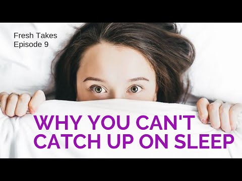 Is Sleep More Important Than Diet & Exercise?