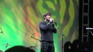 The Sideburns Song live at Vidcon 2012