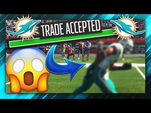 BLOCKBUSTER TRADE GETS ACCEPTED! (Madden NFL Franchise)