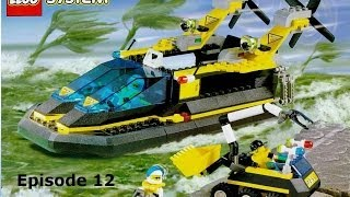 Legomaniac Episode 12 - Res-Q Luftkissenboot 6473