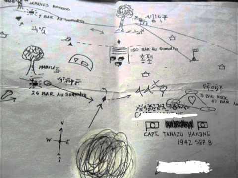 Yamashita Hidden Treasure Maps