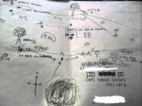 Japanese Treasure Map In The Philippines Yamashita Hidden Treasure Maps   YouTube