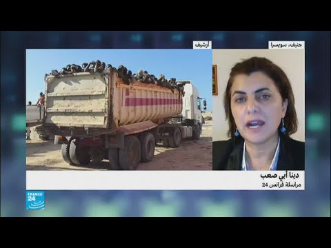 الأمم المتحدة: نحو 20 ألف لاجئ محتجزين في صبراتة الليبية  - 18:22-2017 / 10 / 18