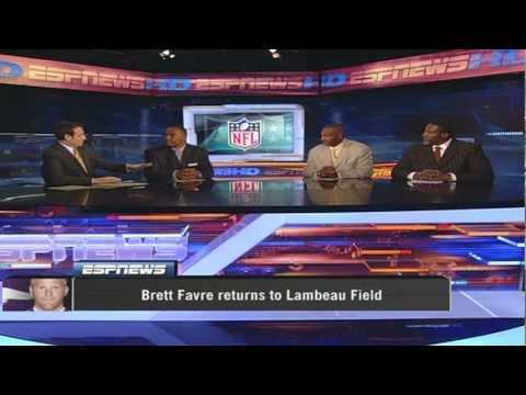 Willam Henderson Talks Packers on ESPN News