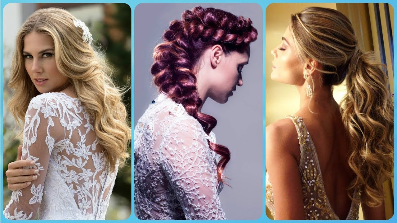 Top 20 Idee Per Acconciature Matrimonio Capelli Lunghi 2019