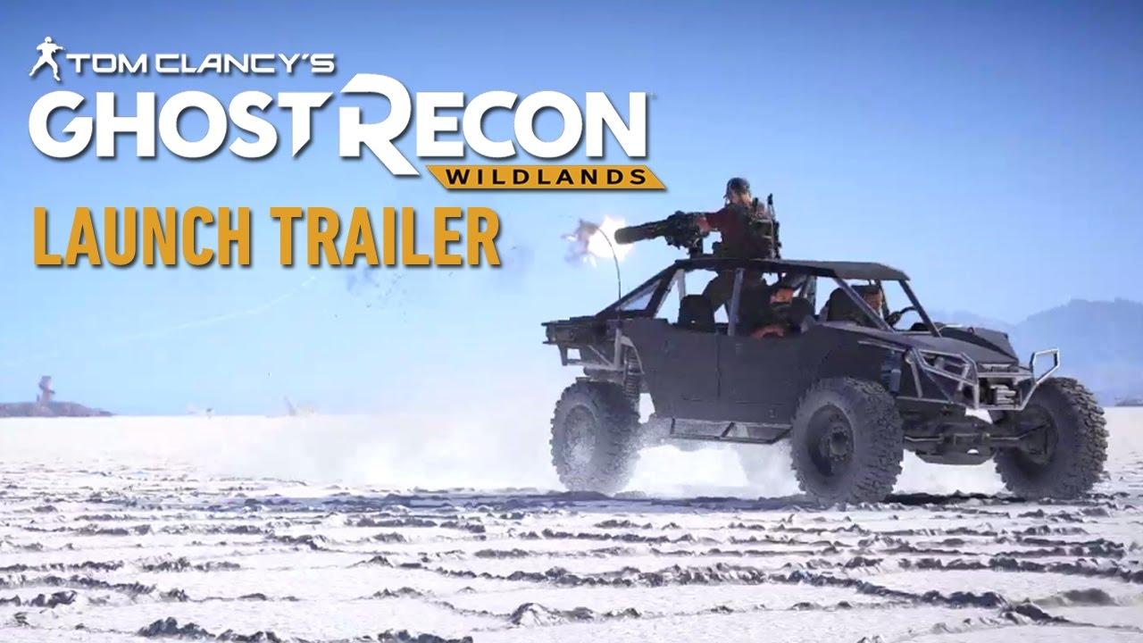 Game review: Ghost Recon: Wildlands is big dumb co-op fun