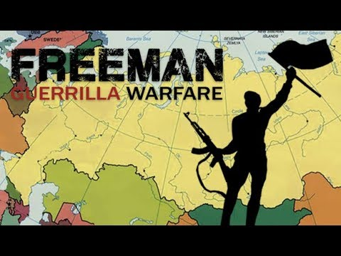 Freeman: Guerrilla Warfare #Тернистый путь.