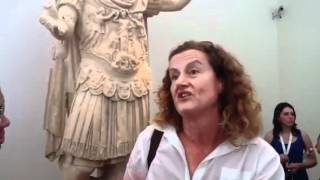 Museum at Ancient Olympia
