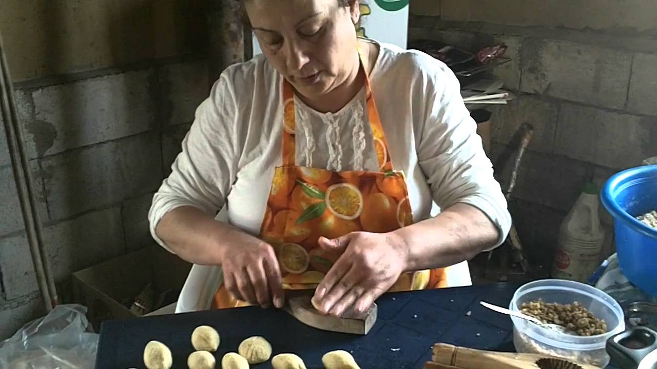 Making Maamoul for Easter in Kaftoun Lebanon YouTube
