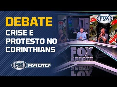 COBRANÇA DA FIEL! RÁDIO DEBATE PROTESTO DA TORCIDA DO CORINTHIANS