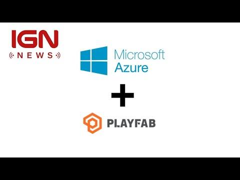 Microsoft Buys Cloud Gaming Company PlayFab - IGN News