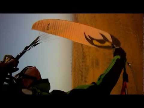 Israel Paragliding Acro weekend Omri Bendety