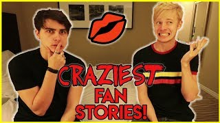 We Used to Kiss Our Fans.. (ACCIDENTALLY)