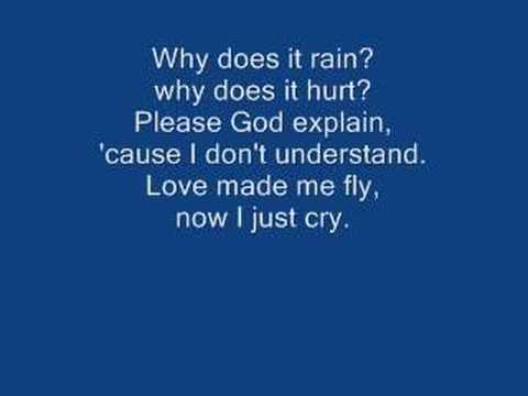 Darin Zanyar- Why does it rain