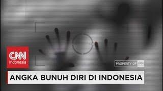 Angka Bunuh Diri di Indonesia Meningkat